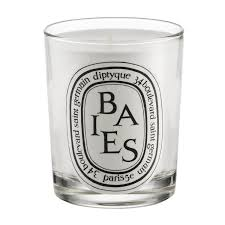 baies scented candle diptyque