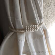 Rope Tiebacks For Curtains Diy Patio Curtain Tie Backs For 5 00 Rustic Nautical Patio