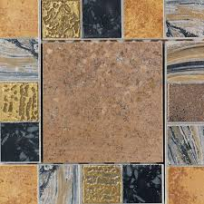 Home Depot Decorative Tile by 6x6 Decorative Accents U0026 Borders Tile The Home Depot