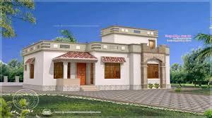 kerala style one story house plans youtube