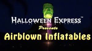 air blown inflatable decoration tips