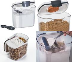 Storage Canisters Kitchen by Food Storage Containers That Do More Than Just Store Kitchenware