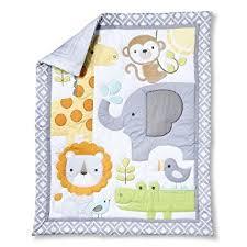 amazon com circo snooz u0027n safari 4pc crib bedding set baby