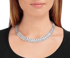 all swarovski crystal necklace images Swarovski necklace swan baron all around necklaces swarovski jpg