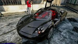 pagani huayra carbon fiber pagani huayra bare carbon reskin gta5 mods com