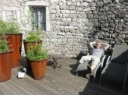 chambre hote balazuc la terrassse photo de château de balazuc chambres d hôtes