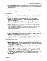 Law Enforcement Job Description Resume by Fea Consolidated Reference Model Document Version 2 3
