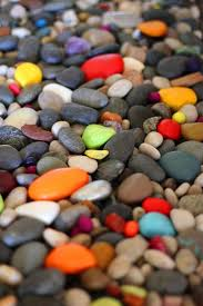 Pictures Of Rock Gardens Landscaping by Best 20 River Rock Landscaping Ideas On Pinterest River Rock