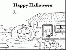 Halloween Crafts Printable by Impressive Scooby Doo Printable Coloring Page With Haunted House