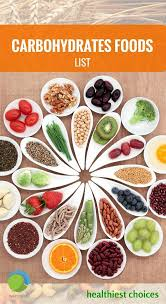 the 25 best carbohydrates food list ideas on pinterest low carb