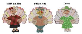 up thanksgiving turkey dressed turkey thanksgiving kids craft onecreativemommy