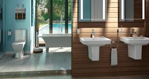 Pool Bathroom Ideas Modern Blue Bathroom Suites Ideas For Small Space