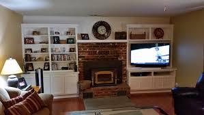 Living Room Cabinets by Custom Living Room Cabinets Mandina U0027s Custom Cabinets