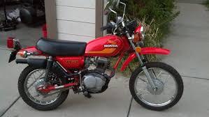Honda Xl75 Best Pit Bike Mini Motorcycle Bike In The World And