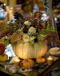65 awesome pumpkin centerpieces for fall and table