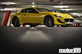 maserati sport car 2013 maserati granturismo sport motoring middle east car news