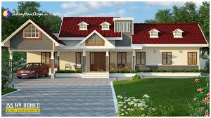 Home Interior Designers In Thrissur by Traditional Kerala Home Design With Modern Style In 2344 Sqft
