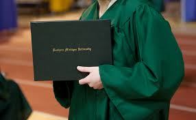 graduation diploma covers diplomas frames nmu commencement