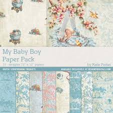 my baby boy paper pack pertiet papers pp237667