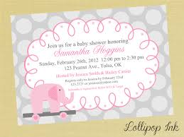 invites only template baby shower invitations for girls