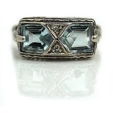 beautiful aquamarine rings for her ring ideas