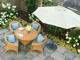concrete patio decorative small backyard patios get design ideas