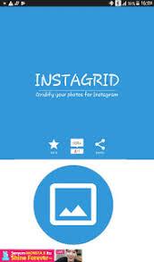 cara membuat instagram grid cara membuat foto instagram grid terpotong potong kekinian