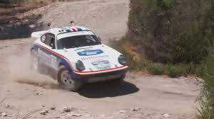 Jeff Zwart Porsche 911 Rally Legend Videos