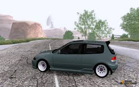 honda civic jdm honda civic jdm eg6 for gta san andreas