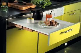 plan de travail escamotable cuisine table de cuisine escamotable plan de travail table cuisine