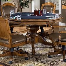 ambella home collection hexagonal accent table dark 12567