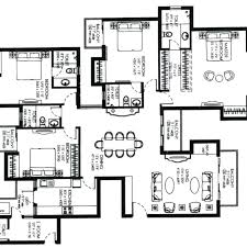 large house blueprints one floor house blueprints big house blueprints large house plans