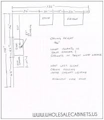 how to measure how to measure kitchen cabinets voluptuo us