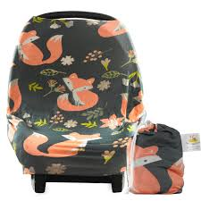 Car Seat Covers Melbourne Cheap Amazon Com Multi Use Baby Car Seat Cover Canopy And Nursing Cover