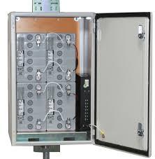 ups st24 100 upspro 24v battery 120w 2400va outdoor ups system