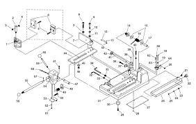 Ridgid Table Saw Parts Parts Dry Cut Saw Model 614 Ridgid Store