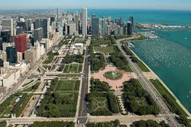 Chicago Beaches Map by Chicago U0027s Best Loop New East Side Apartments U2013 Parks Beaches