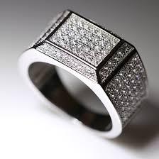 wedding rings wholesale images S925 sterling silver rings for men engagement rings full cubic jpg
