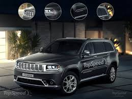 jeep grand wagoneer concept 2018 jeep grand wagoneer concept auto car update