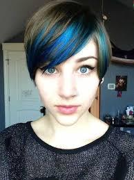 coloring pixie haircut pixie cut colour pinteres