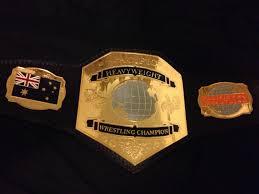 Light Heavyweight Champion Pacific Pro Wrestling Heavyweight