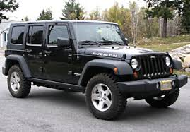 jeep wrangler custom black jeep wrangler unlimited rubicon 2710674