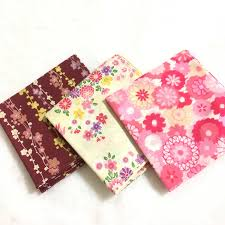 Japanese Gift Wrapping by Furoshiki Set Of 3 Japanese Furoshiki Gift Set Japanese
