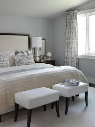 photos hgtv modern master bedroom with striped wall treatment