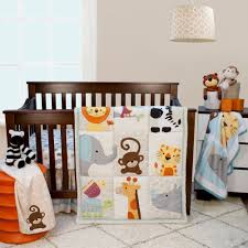giraffe baby crib bedding lambs u0026 ivy zoomba 3 piece animal crib bedding set