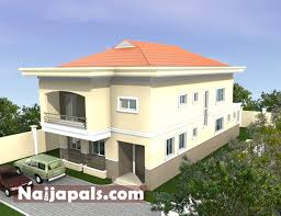 Sweet 12 Twin Duplex House Plans In Nigeria Architectural Designs Architectural Designs For Houses In Nigeria
