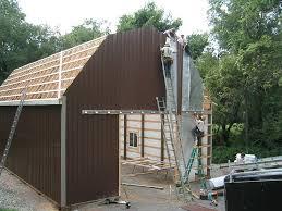 gambrel roof garage kits u2014 modern home interiors type of gambrel