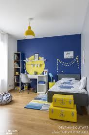 peinture chambre ado ado tendance deco couleur peinture coucher contemporaine deau ans