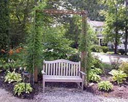 Memorial Garden Ideas Diy Memorial Garden In The Garden