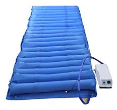 amazon com alternating pressure mattress pad medical air mattress